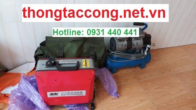 Dịch vụ cho thuê máy lò xo thông tắc cống ở Hà Nội giá rẻ 【✔️ Giá 5Ođ】