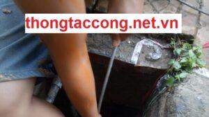 thông cống nghẹt tại đồng nai giá rẻ